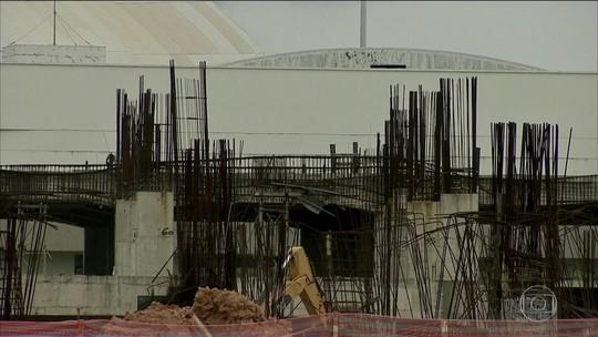 Obras da Copa de 2014 continuam inacabadas em 11 das 12 cidades