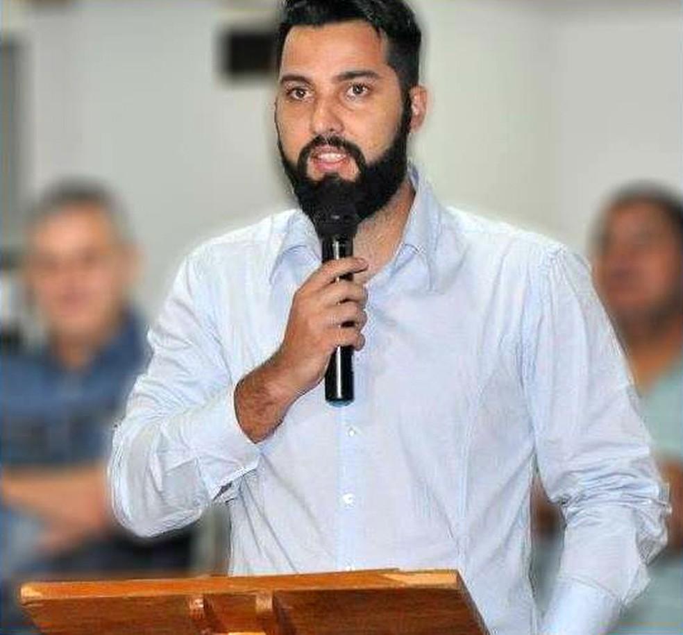 Elder Coutinho era secretário de Esportes de Assis Chateaubriand (Foto: Prefeitura de Assis Chateaubriand/Divulgação)
