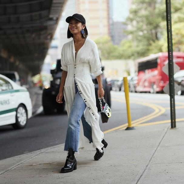 O boné aparece como hit fashionista da temporada e nós estamos in love! (Foto: ImaxTree)