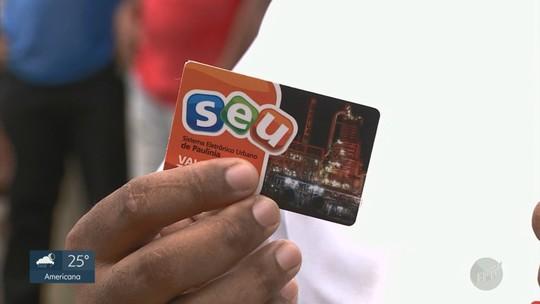 Passageiros do transporte de Paulínia enfrentam transtornos para reembolso de passagem