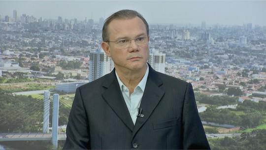 Wellington Fagundes nega promoção pessoal em obra pública em entrevista ao MT1 e diz que quer concluir o VLT e todas as obras inacabadas