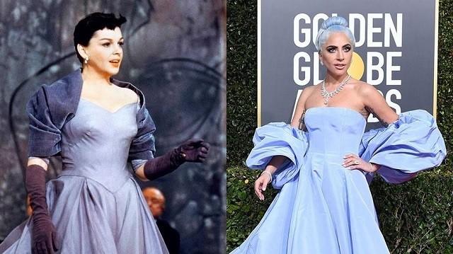 Judy Garland e Lady Gaga (Foto: getty images)