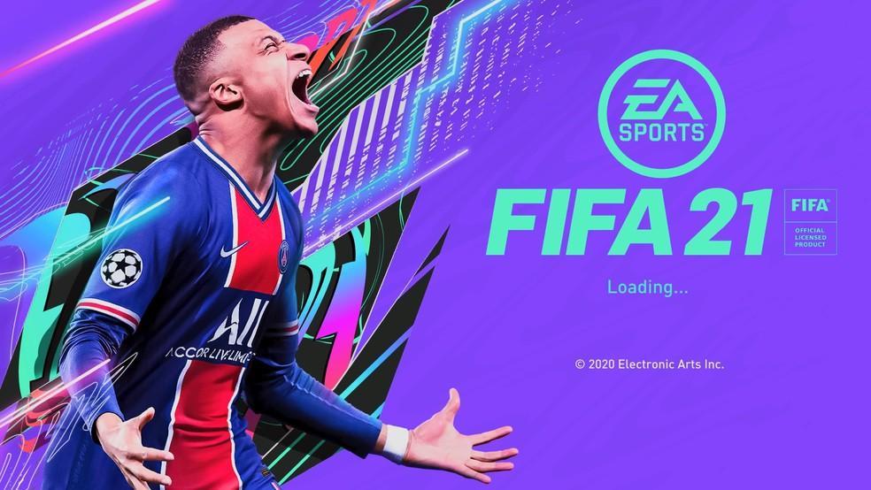 FIFA 21 evoluiu diversos aspectos do FIFA 20 e é uma ótima opção para os fã de simuladores de futebol — Foto: Reprodução/Yuri Hildebrand