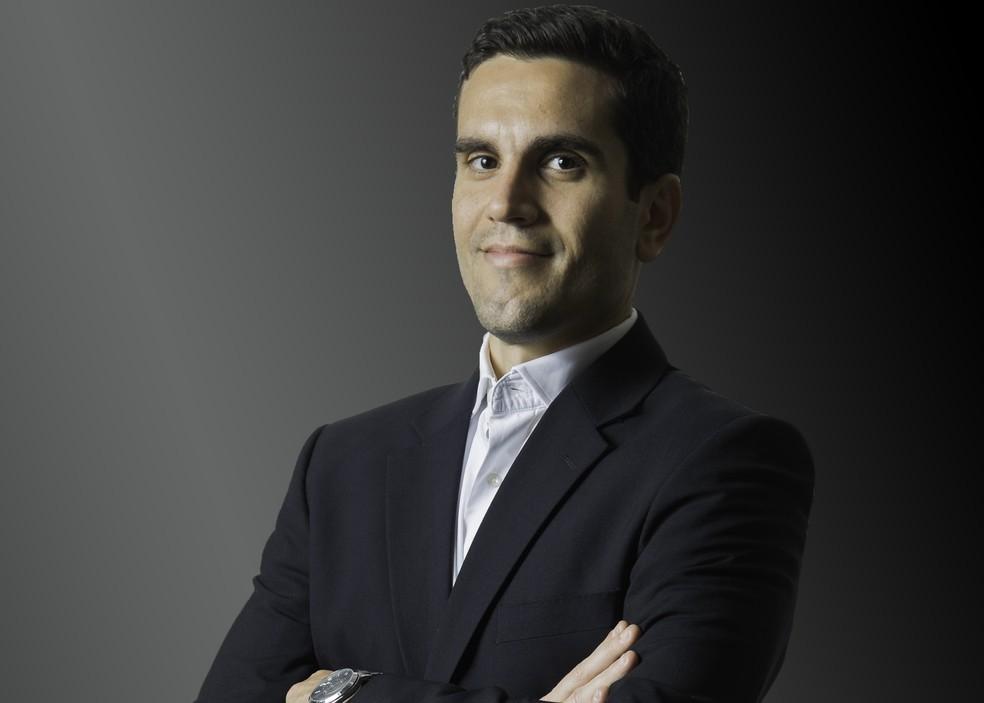 Lúcio Daniel é especialista em recrutamento de grandes executivos — Foto: Divulgação