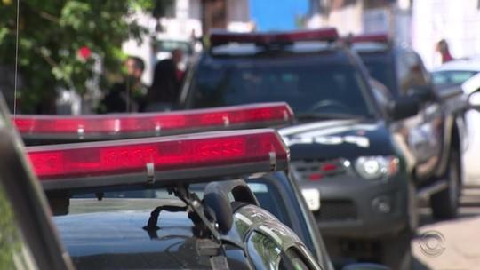 Operação policial combate o tráfico de drogas na Região Metropolitana de Porto Alegre
