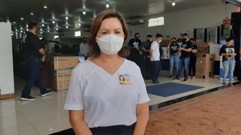 Socorro Neri afirma que vai ampliar vagas em creches e fazer concurso para educação de Rio Branco