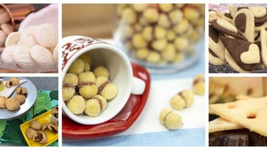 Biscoitos caseiros: aprenda receitas simples e práticas