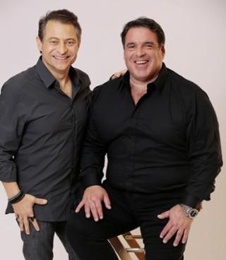 Peter Diamandis e Robert Hariri, fundadores da Celularity (Foto: Divulgação/Celularity)