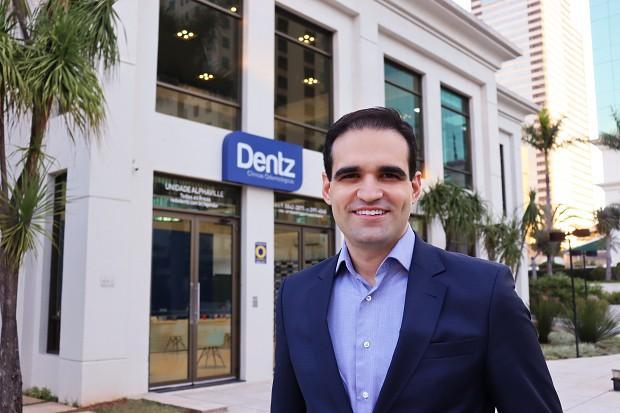 TIago Carvalho, fundador da Dentz (Foto: Divulgação)