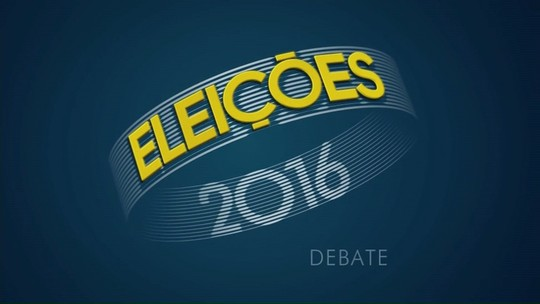 Candidatos a prefeito de Ponta Grossa discutem ideias em debate da RPC