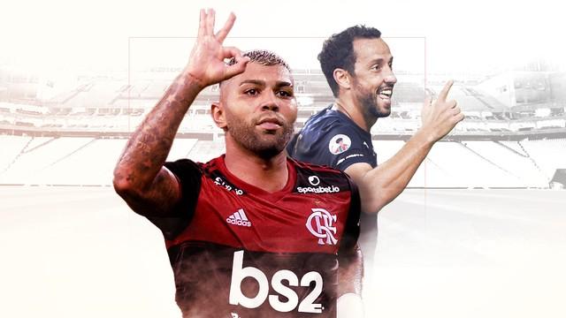 Gabigol e Nenê são os mais decisivos do futebol brasileiro neste início de ano; veja top 10