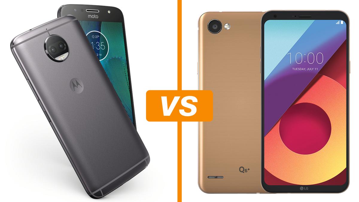 ff83de8b8 Moto G5S Plus vs LG Q6 Plus  veja qual celular comprar por até R  1 ...