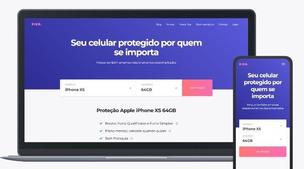 A empresa atende todos os celulares da Apple e alguns modelos da Samsung (Foto: Reprodução/Instagram)