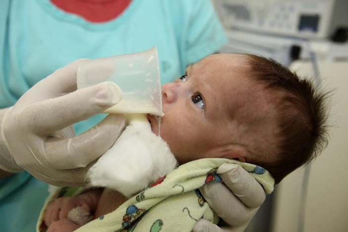 Banco de leite humano da Santa Casa precisa de doações em Belém - Notícias - Plantão Diário