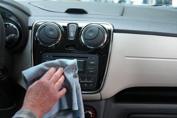Limpeza do carro - Coronavírus (Foto: Pixrl)