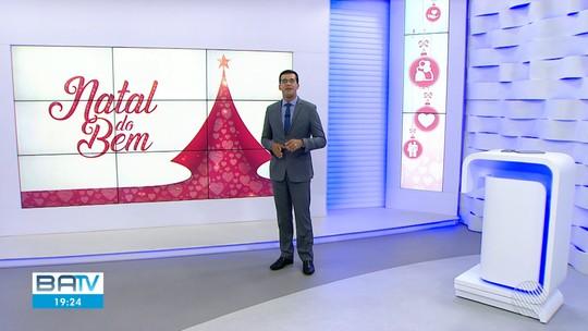 Rede Bahia lança campanha 'Natal do Bem' 2020; saiba como doar presentes para ajudar instituições de caridade