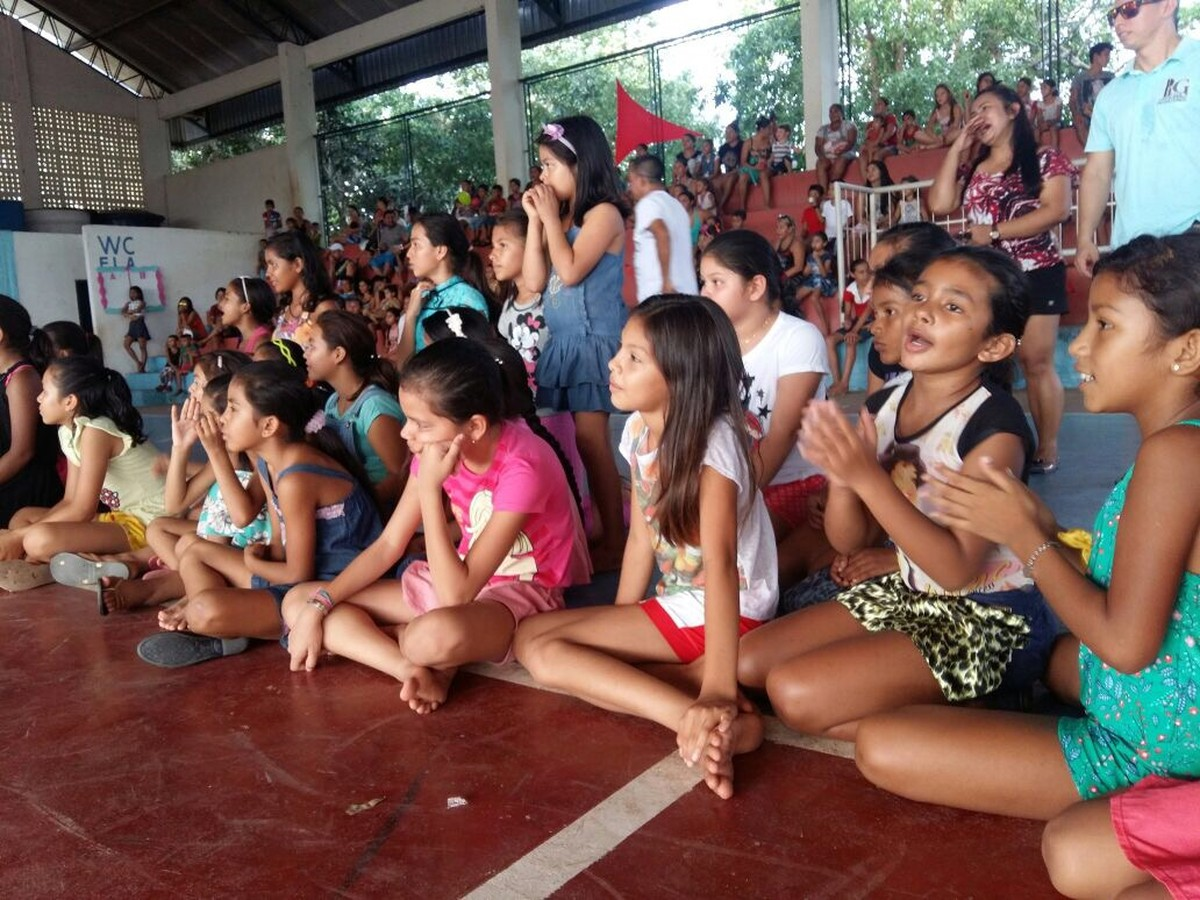 Evento em comemoração ao Dia das Crianças reúne mais de 3 mil crianças no interior do AM