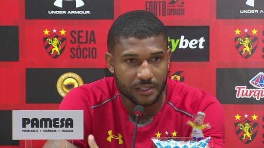 """Sammir explica boa relação com Guto Ferreira no Sport: """"Um pai"""""""