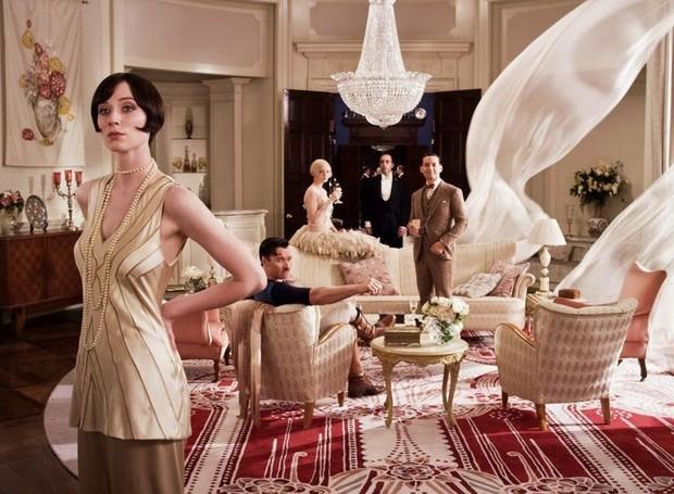 """Cena do filme """"O Grande Gatsby"""" (Foto: Reprodução)"""