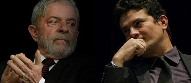 Moro e Lula
