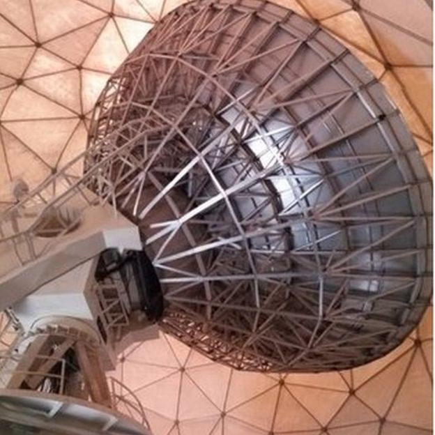 Moradores argumentam que construções de pequeno impacto, como pousadas, não afetariam funcionamento do observatório (Foto: Divulgação via BBC News Brasil)