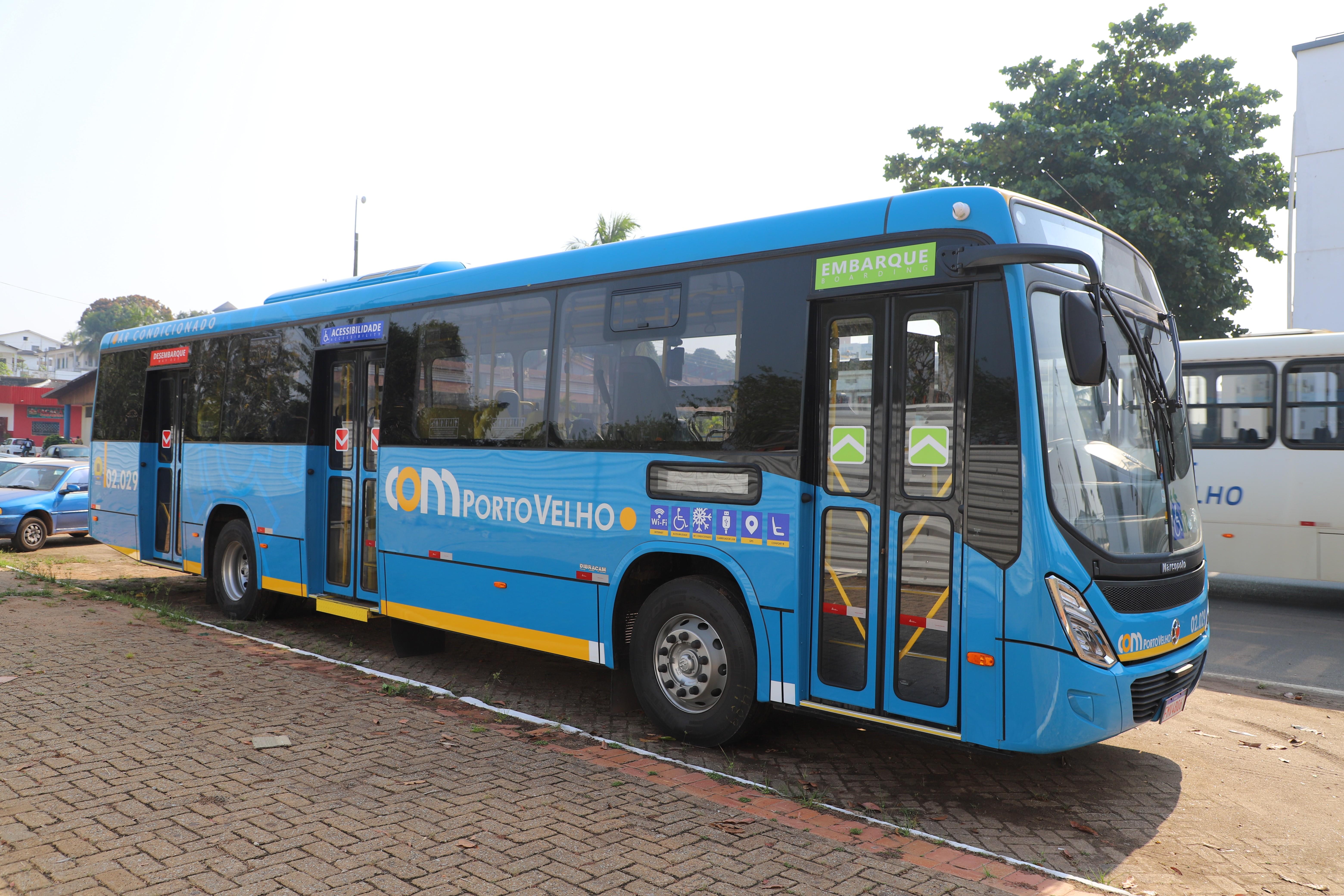 Prefeitura anuncia retomada do transporte coletivo de Porto Velho na quinta-feira, 1º; veja linhas