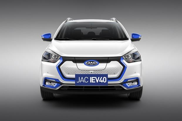 JAC Motors iEV 40 (Foto: Divulgação)