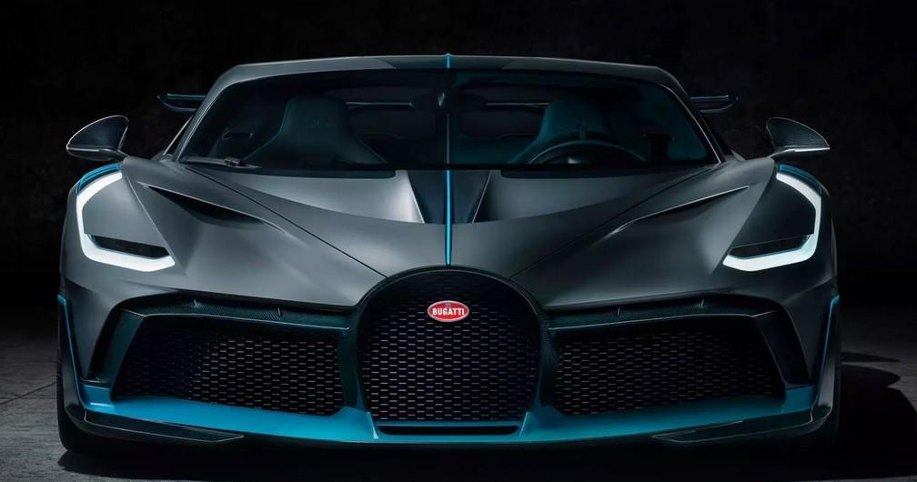 Bugatti Divo (Foto: Divulgação)
