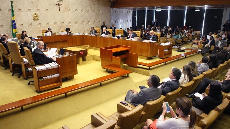stf-plenária (Foto: Nelson Jr./STF-Divulgação)