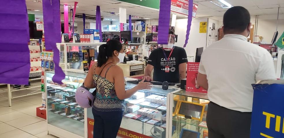 Shopping center de Natal  — Foto: Divulgação