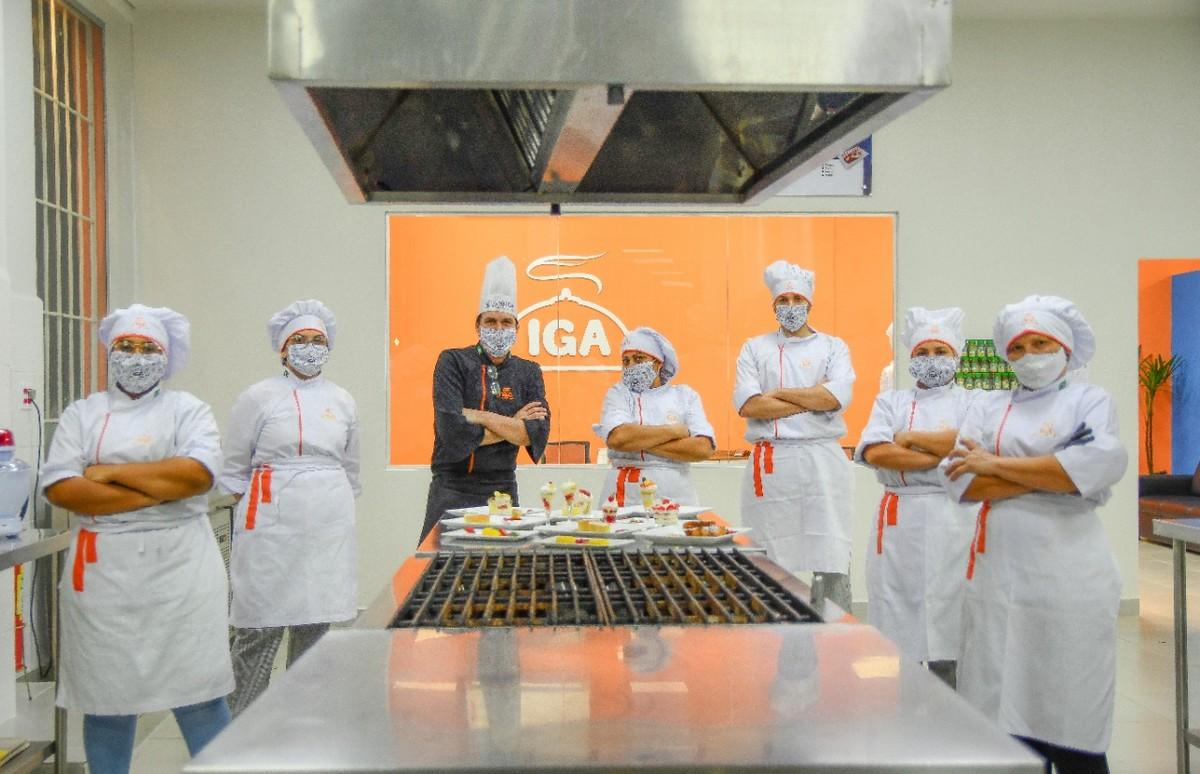 Escola presente em 5 países abre matrículas para Alta Cozinha em Campo Grande