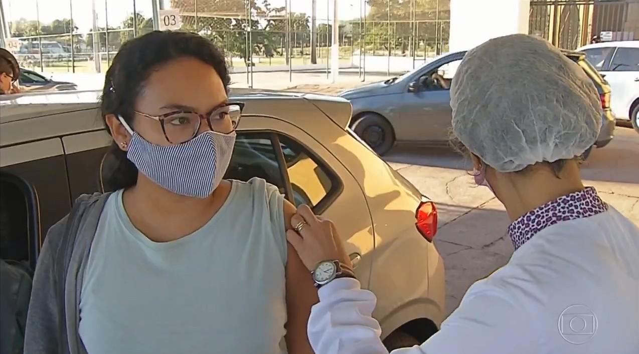 Imunização na fronteira: Governo vê redução de 63% nos casos de Covid nas 13 cidades que participam de pesquisa, em MS