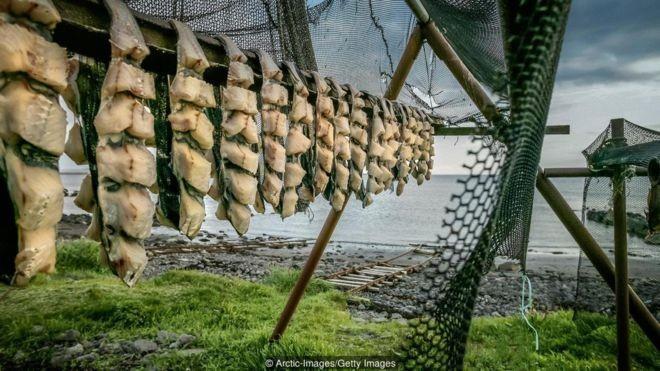 Relação dos islandeses com a comida é bem diferente da maioria (Foto: Getty Images/BBC)