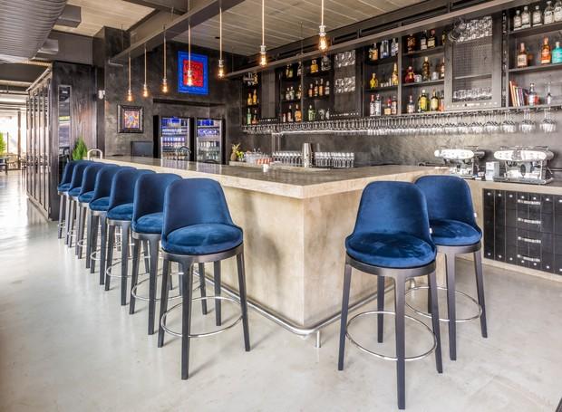 Restaurante 911: Bar (Foto: Mauricio Moreno/Divulgação)