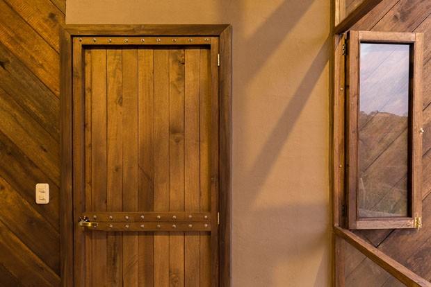 Casa pré-fabricada (Foto: Estúdio JAG/Reprodução)