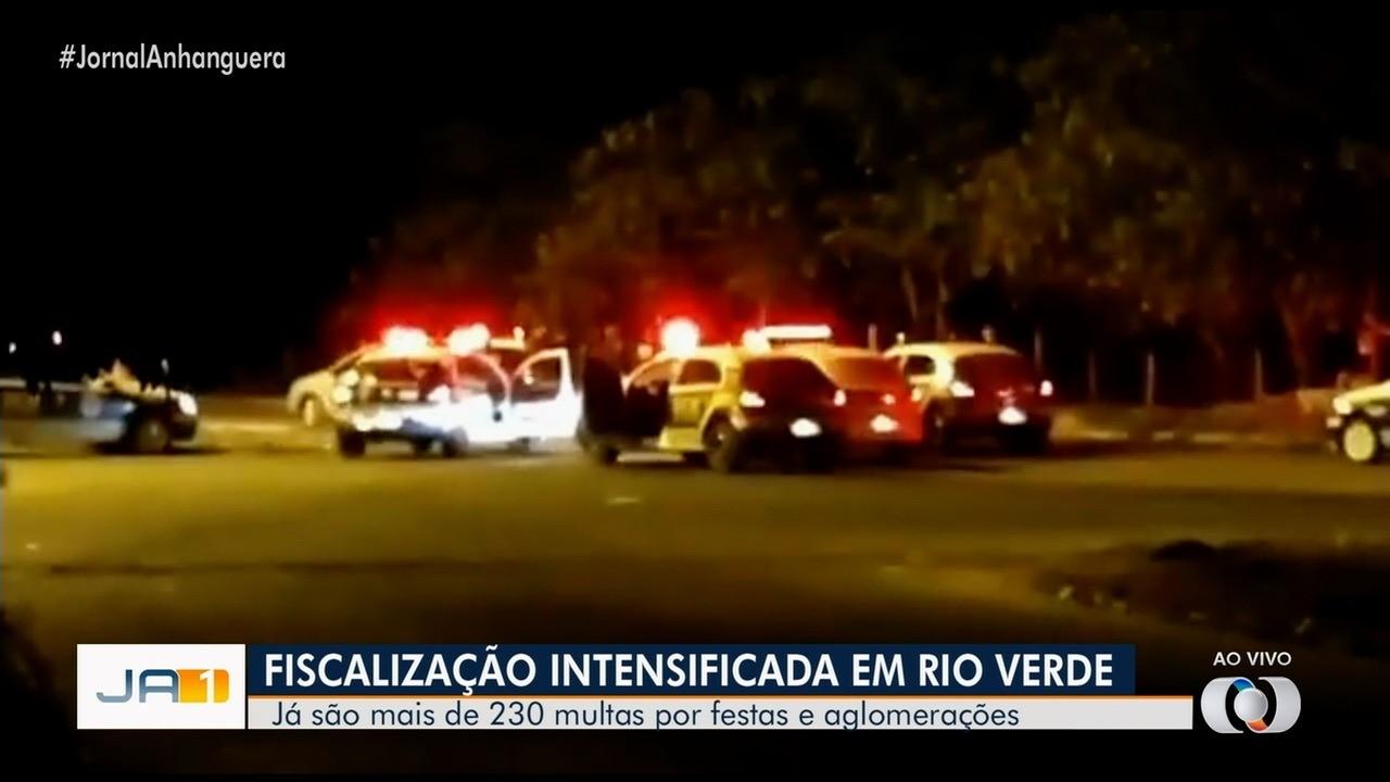 VÍDEOS: Jornal Anhanguera 1ª Edição de sábado, 4 de julho de 2020