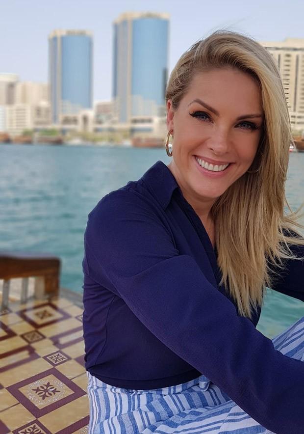 Ana Hickmann em Dubai (Foto: Reprodução/Instagram)