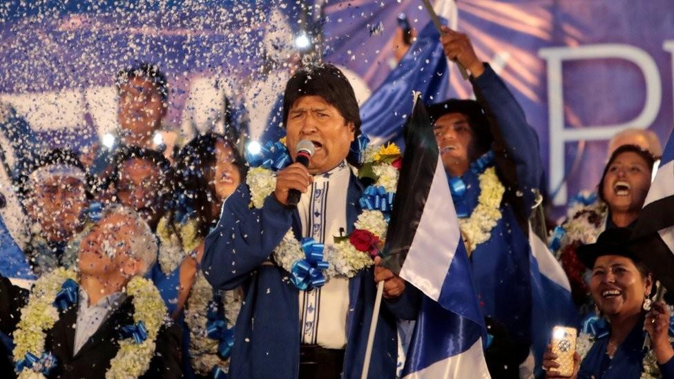 O que está por trás do sucesso econômico da Bolívia de Evo Morales? - Notícias - Plantão Diário