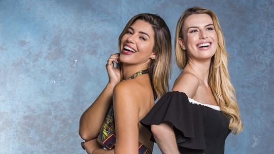 Fernanda Keulla e Vivian Amorim serão repórteres do 'Big Brother Brasil 19'