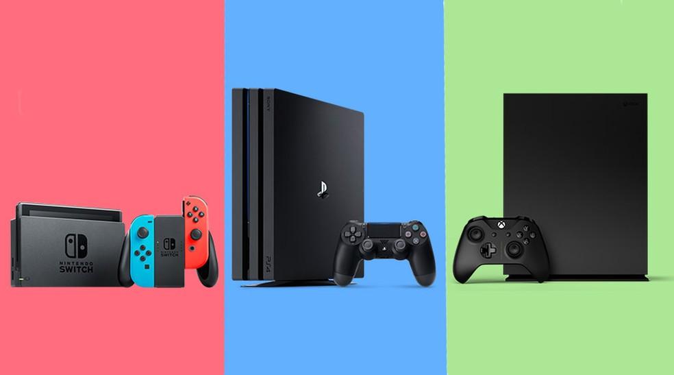 Os três consoles exigem cuidados especiais (Foto: Reprodução/Finder)