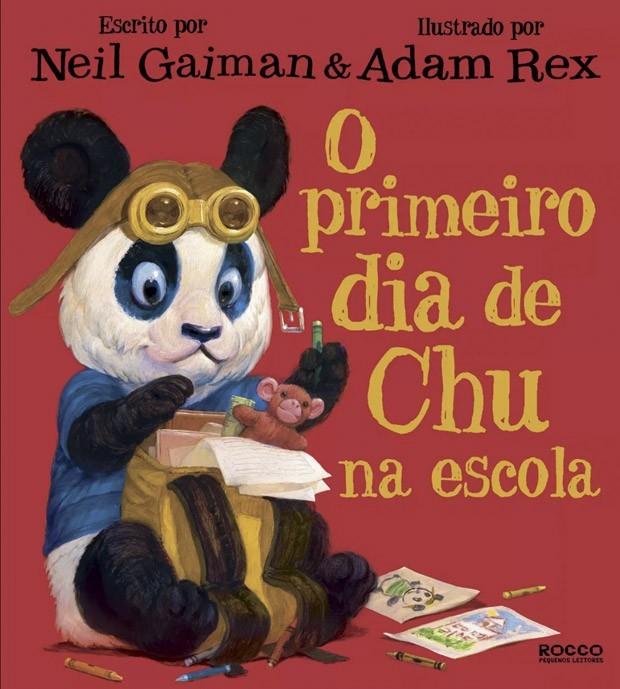 Textos de Neil Gaiman e ilustrações de Adam Rex/ Editora Rocco (Foto: Divulgação)