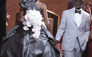 7 noivas que não usaram branco no casamento