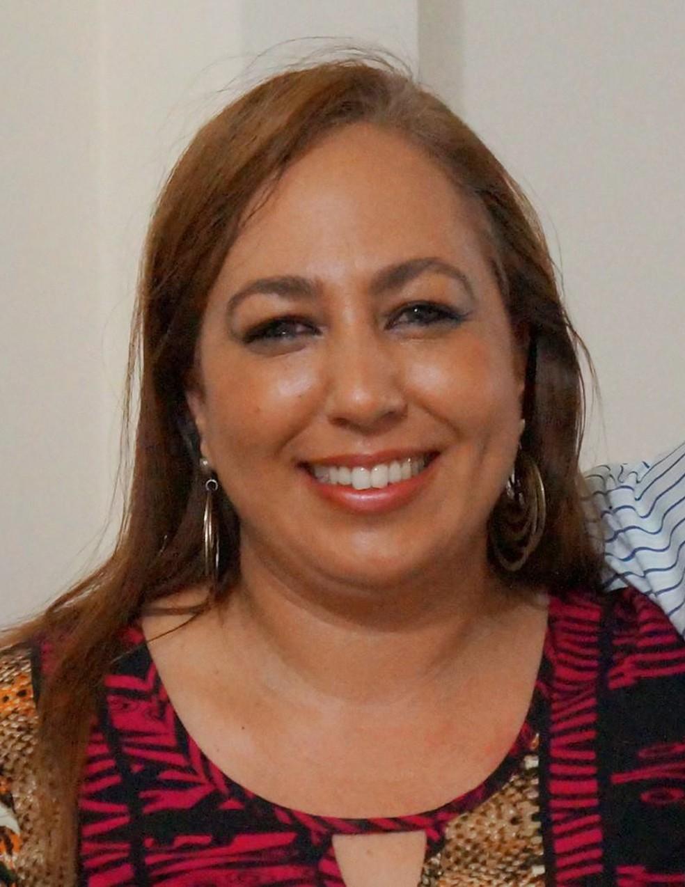 Karina Alessandra Minatti Mori morreu atropelada em Presidente Prudente (Foto: Reprodução/Facebook)