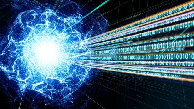 Tecnologia quântica substituiria o sistema binário usado na computação atualmente (Foto: Getty Images via BBC)