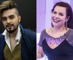Luan Santana e Fernanda Souza | TV Globo