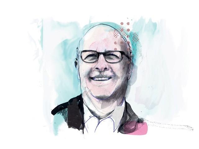Fernando Filippelli, 58 anos, VP de compras para o Nafta Pirelli (Foto: Ilustração: Zé Otávio)
