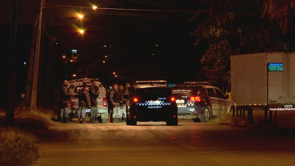 Dezessete presos fogem do Complexo Penitenciário da Papuda, no DF | Distrito  Federal | G1