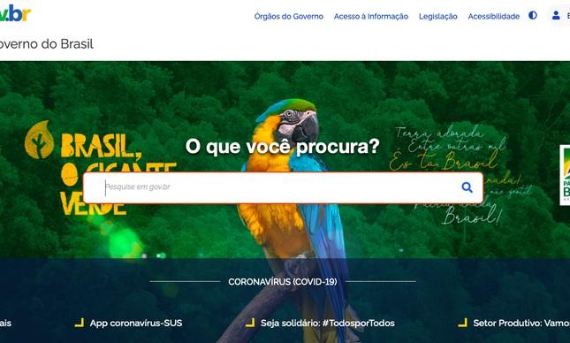 Portal do Governo Federal