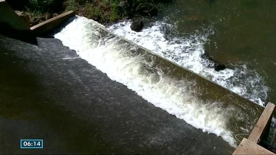 Reservatórios de Alegre e Guaçuí, no ES, voltam a ficar cheios