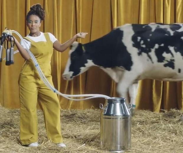 Empresa comparou mães a vacas em comercial (Foto: Reprodução Instagram)
